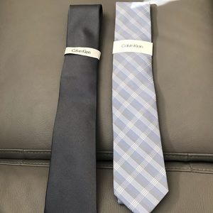 Ck man tie—price for either one style